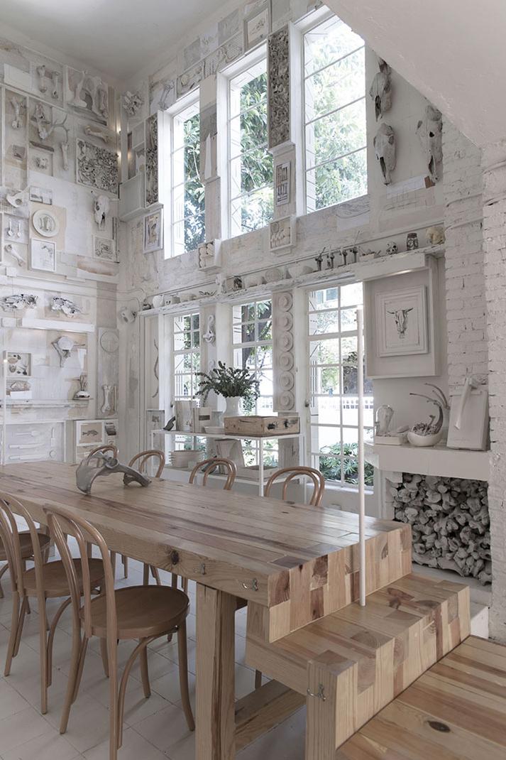 Dise o de interiores para hosteler a en bares y restaurantes Disenos de interiores para restaurantes