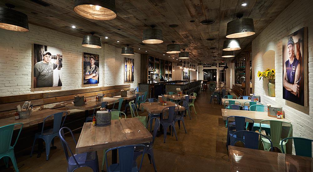 Noticias. Los mejores diseños de restaurantes a nivel mundial.