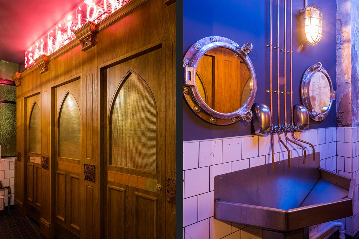 Fotos. Baños de diseño en proyectos de interiorismo espectaculares.