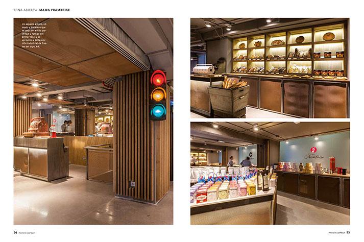 Fotos. Proyecto Contract. Expertos en interiorismo comercial.