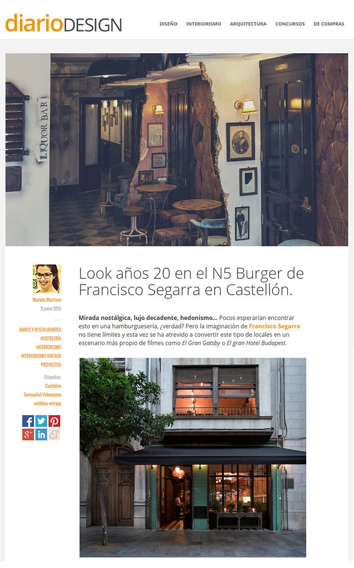 Noticias, productos y proyectos inateriorismo en diarioDESIGN