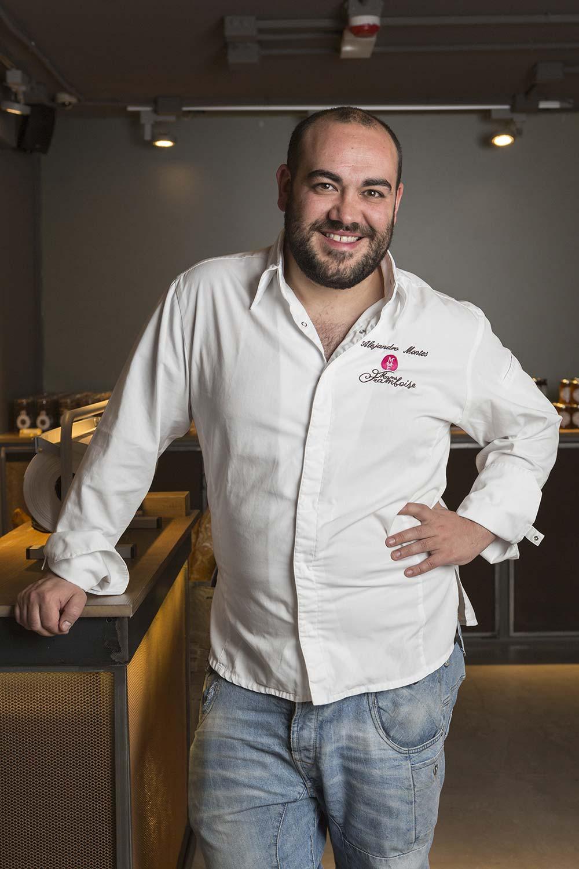 Alejandro Montes, creador de Mamá Framboise