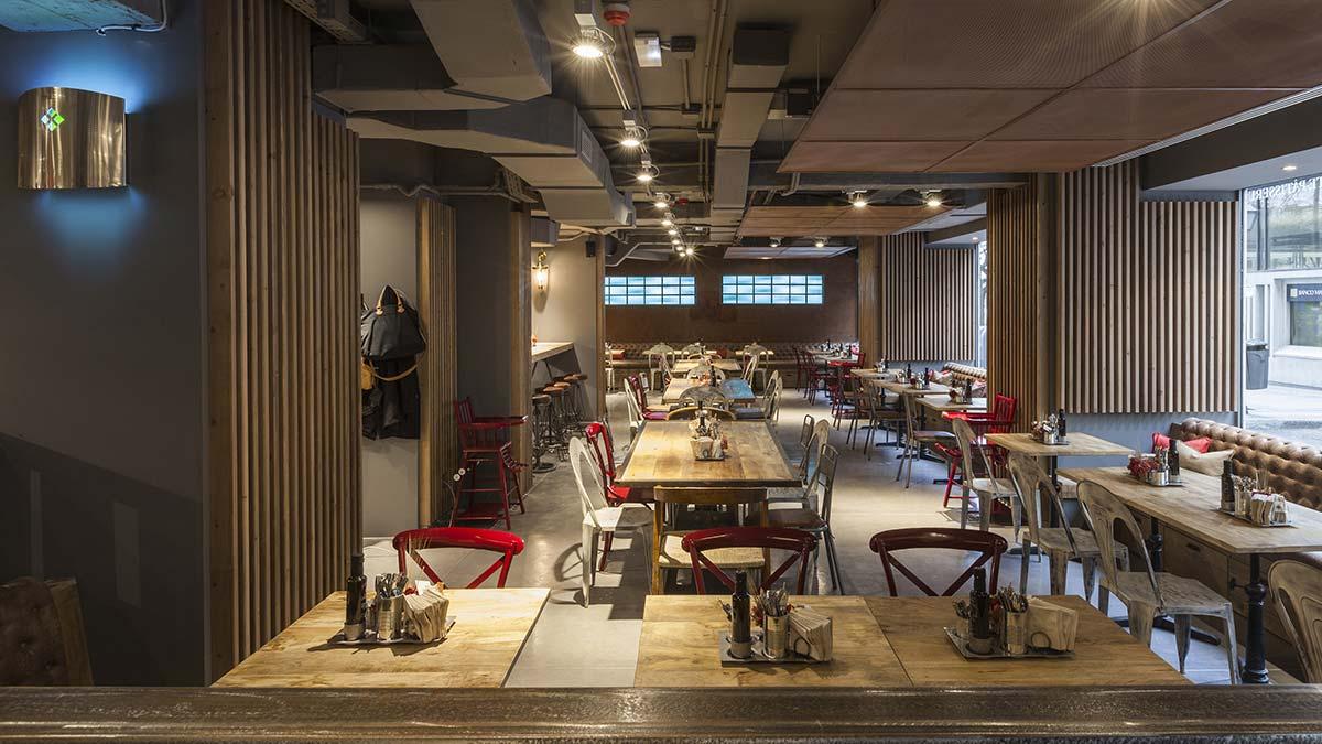 Imágenes de Proyectos de interiorismo para pastelerías en Madrid