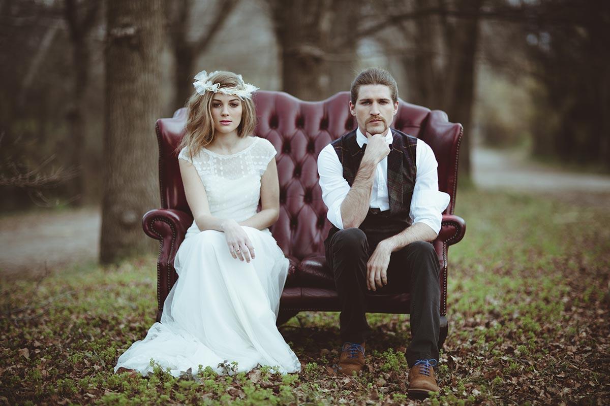 "Imagenes editoriales ""Love Story Vintage Wedding Fair"""