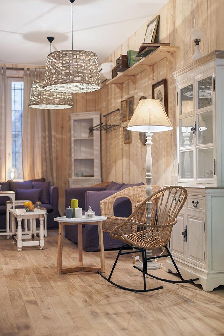 Muebles para restaurantes y cafeterías.