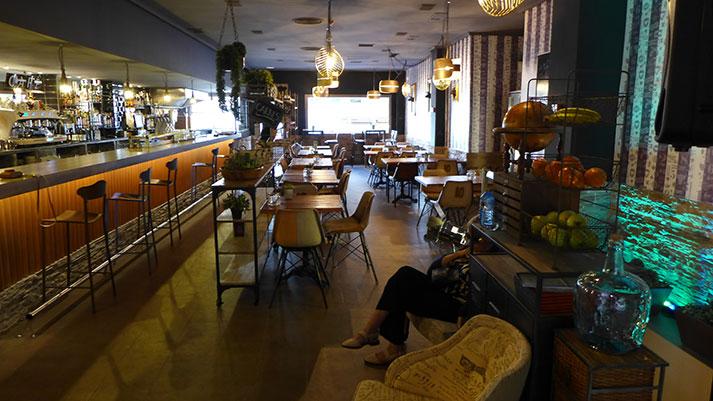 Proyectos. Interiorismo gastronómico Madrid. La Torino.