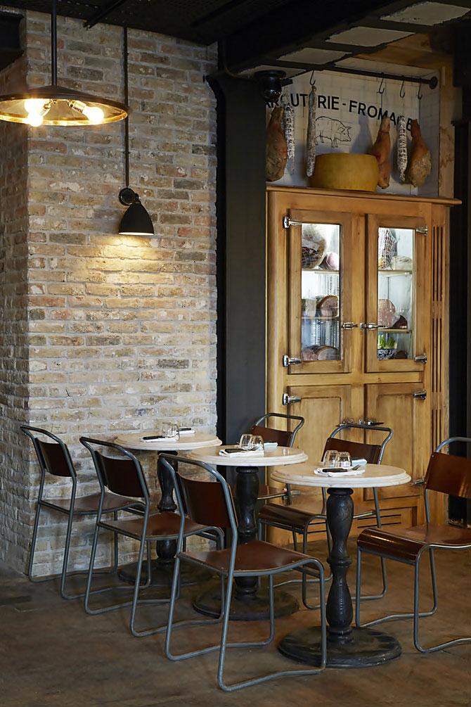 Decoraci n industrial para restaurantes italianos for Blog interiorismo decoracion