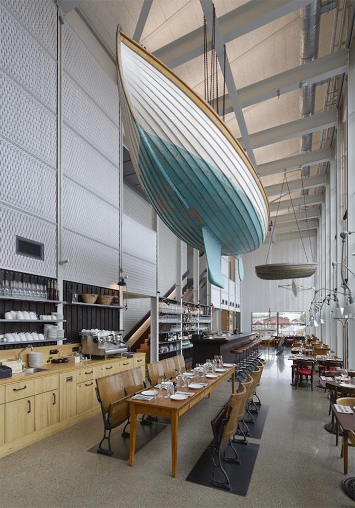 Espacios de gran valor arquitect nico en el dise o interior for Valor cocina industrial