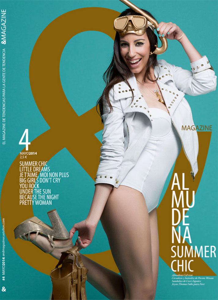 Fotos. Portada &Magazine #4.