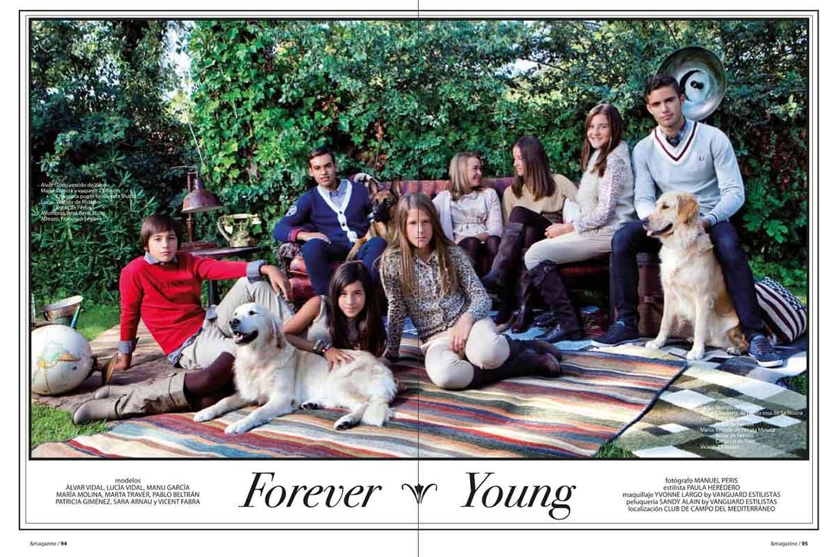 Fotos. Francisco Segarra. And Magazine #1.