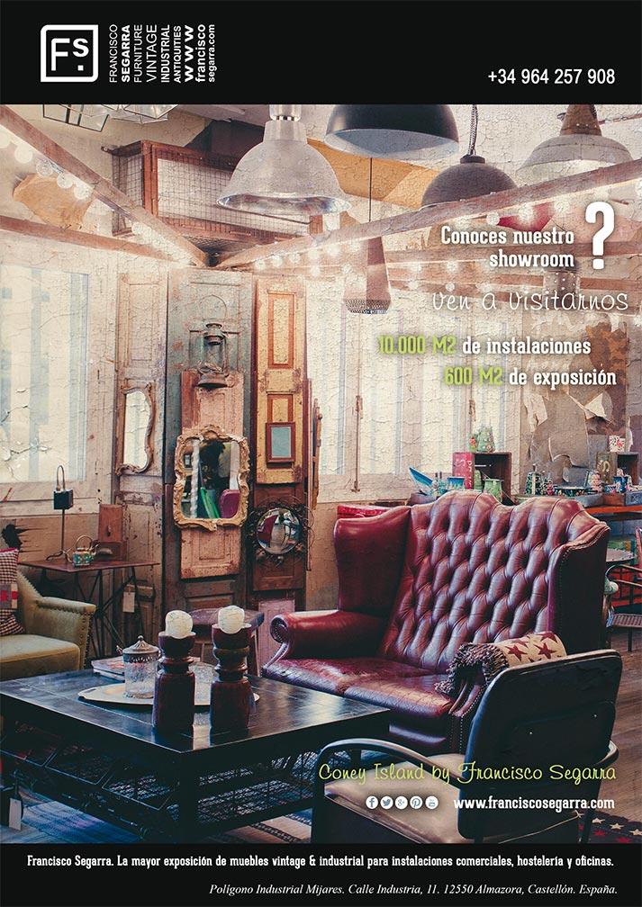 Imagen de la noticia sobre la tienda de muebles Francisco Segarra.