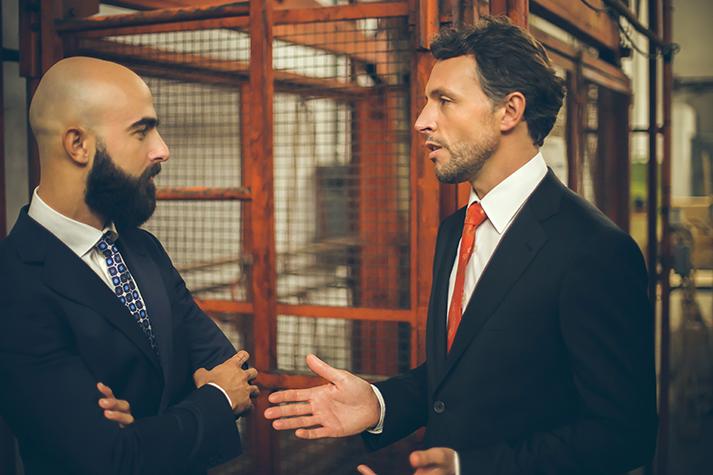 Francisco Segarra colaboración Mr. Waldorf.