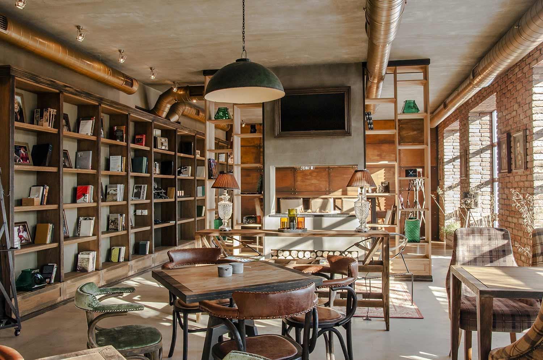 Mobiliario para restauración Francisco Segarra.