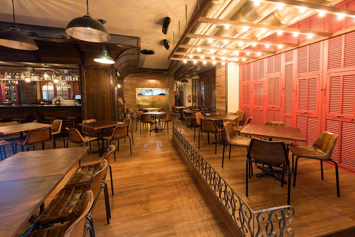proyectos de interiorismo para hosteler a francisco segarra