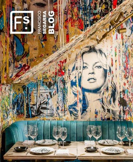 Los mejores proyectos de interiorismo y decoraci n vintage - Decoracion de bares y restaurantes ...
