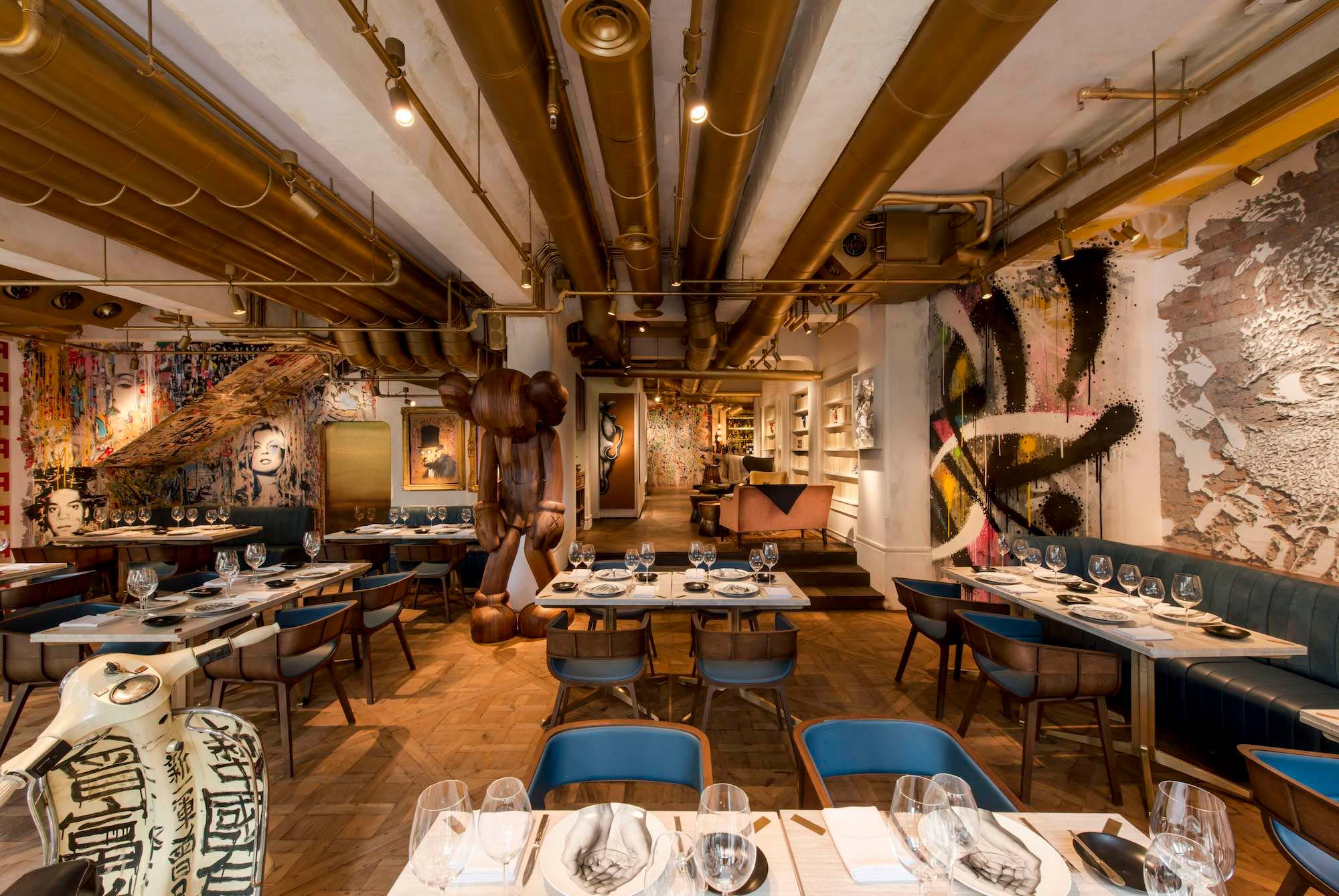 Tendencias en el dise o de bares caf s y restaurantes for Interiorismo y decoracion