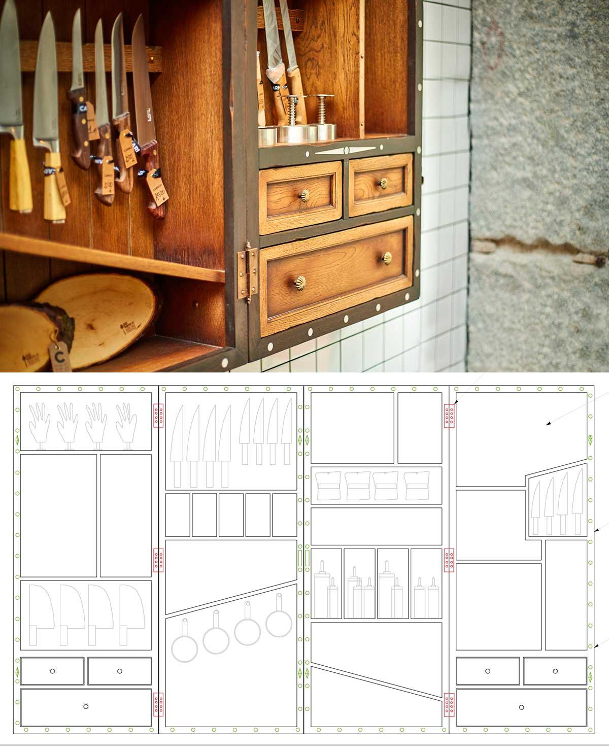 CARNIco proyecto de interiorismo comercial de Francisco Segarra.