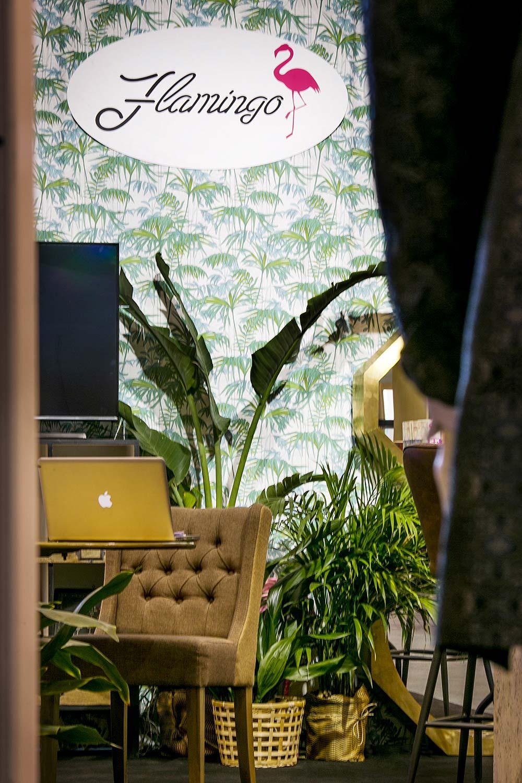 Decoración de espacios efímeros. Muebles Francisco Segarra.