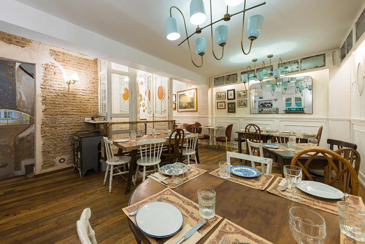 Interiorismo y dise o para restaurantes vascos - Disenos para restaurantes ...