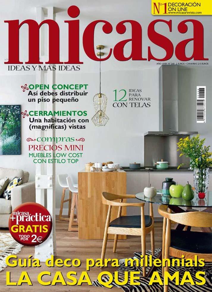 Tendencias en mobiliario e interiorismo residencial.
