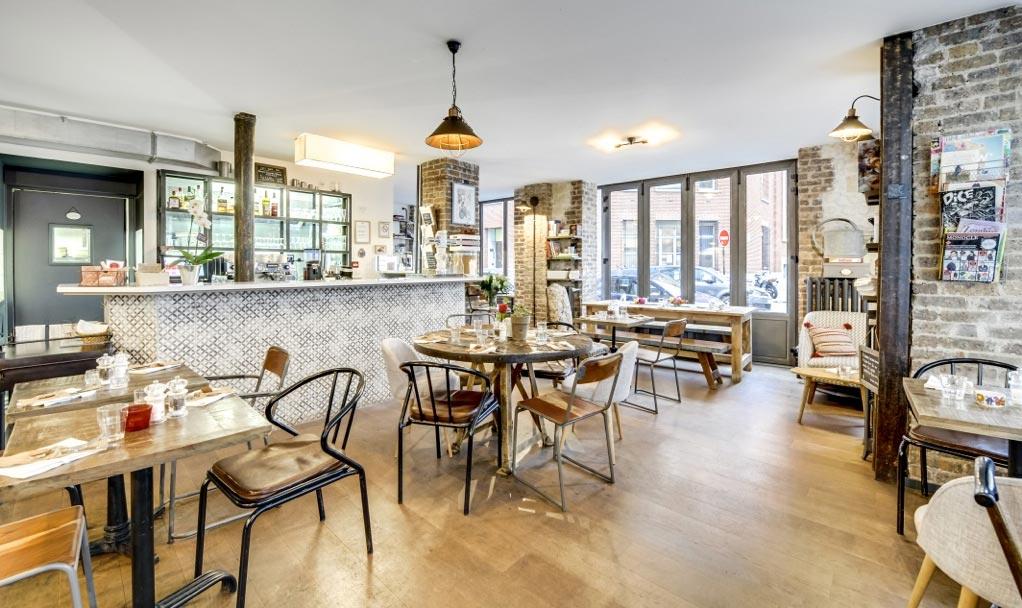 Proyectos dise os decoraci n y muebles para restaurantes for Diseno de restaurantes