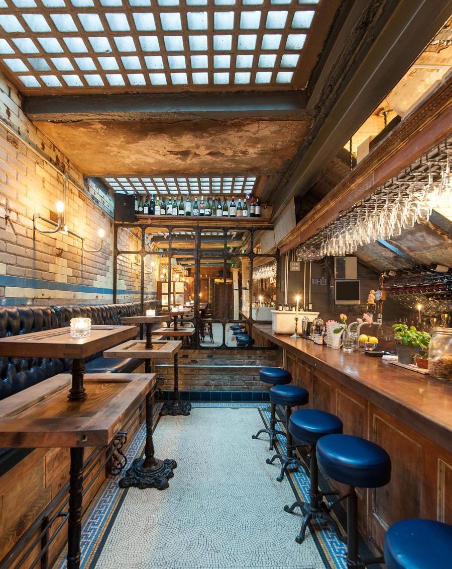 Excepcionales proyectos de interiorismo para restaurantes.