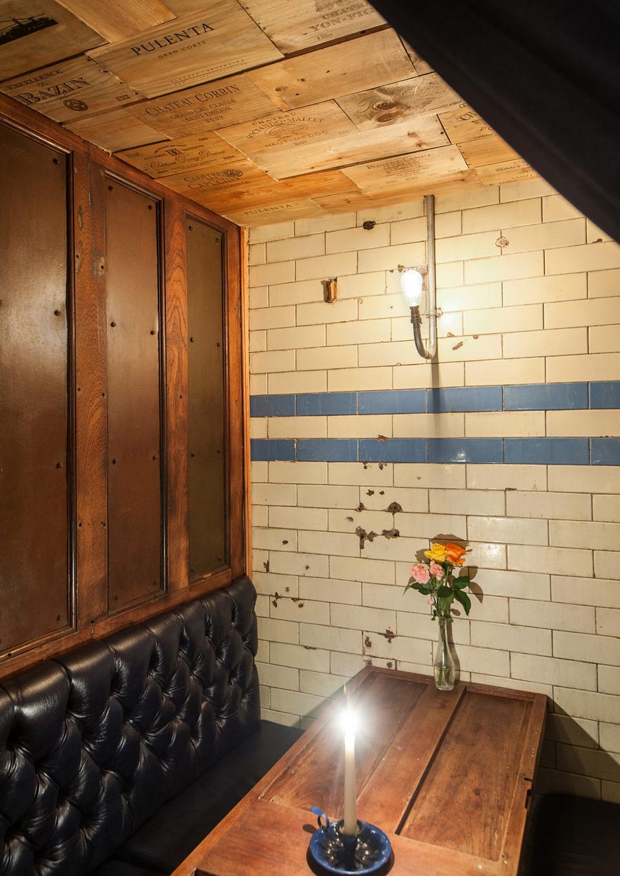 Sobresalientes proyectos de interiorismo para restaurantes.