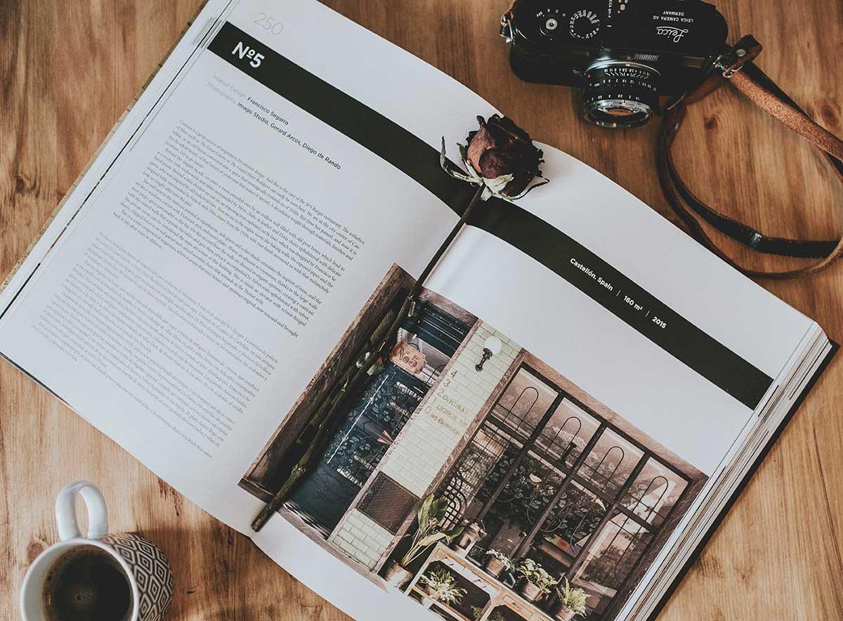 Libros de interiorismo vintage. New Furniture & Interior Design Vintage. Francisco Segarra.