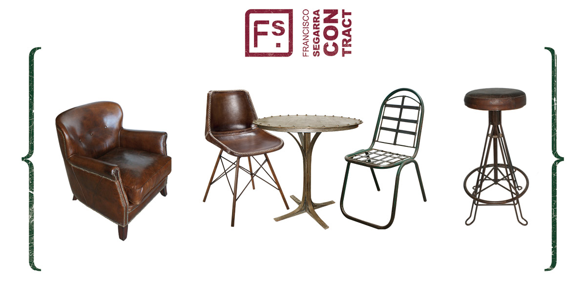 Muebles para Contract Francisco Segarra.