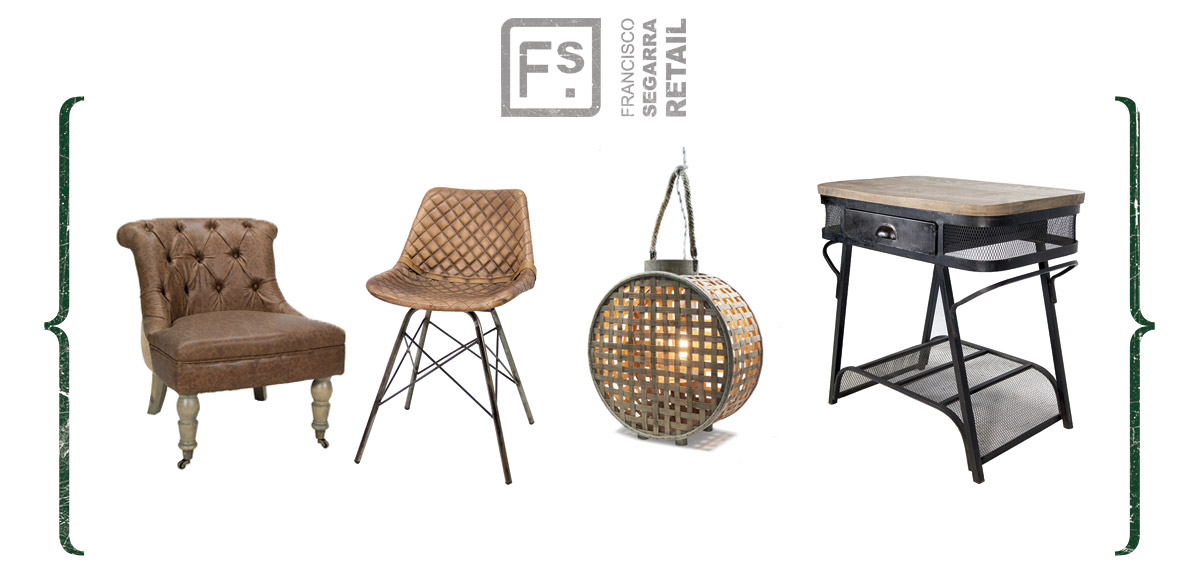 Muebles para retail Francisco Segarra.