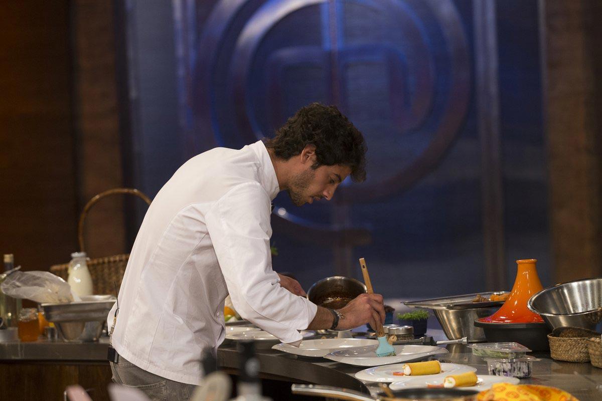 Decorado cocinas MasterChef. Colaboraciones Francisco Segarra.