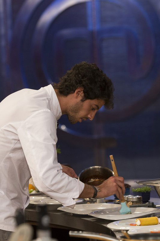 Decorados TV. MasterChef. Colaboraciones Francisco Segarra.