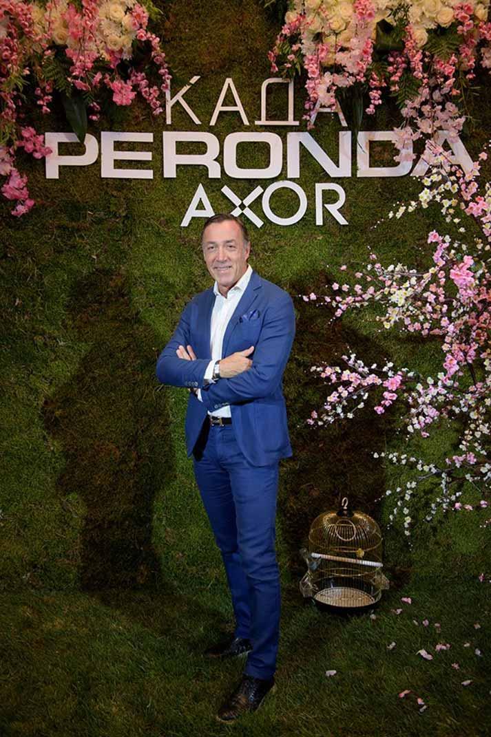 Francisco Segarra diseñador de la colección FS by Peronda.