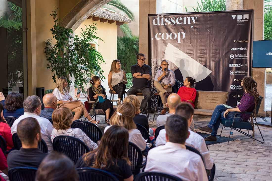Francisco Segarra en la la 8ª edición de la Valencia Disseny Week.