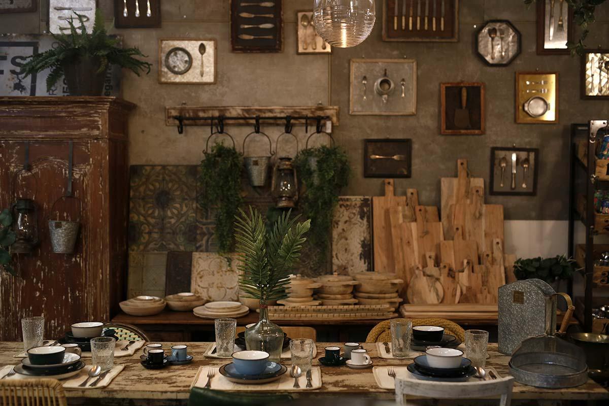 Francisco Segarra presentó la colección de menaje en Maison & Objet.