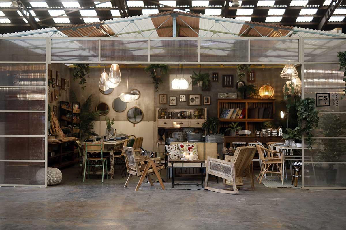Francisco Segarra marca tendencia en Maison & Objet.