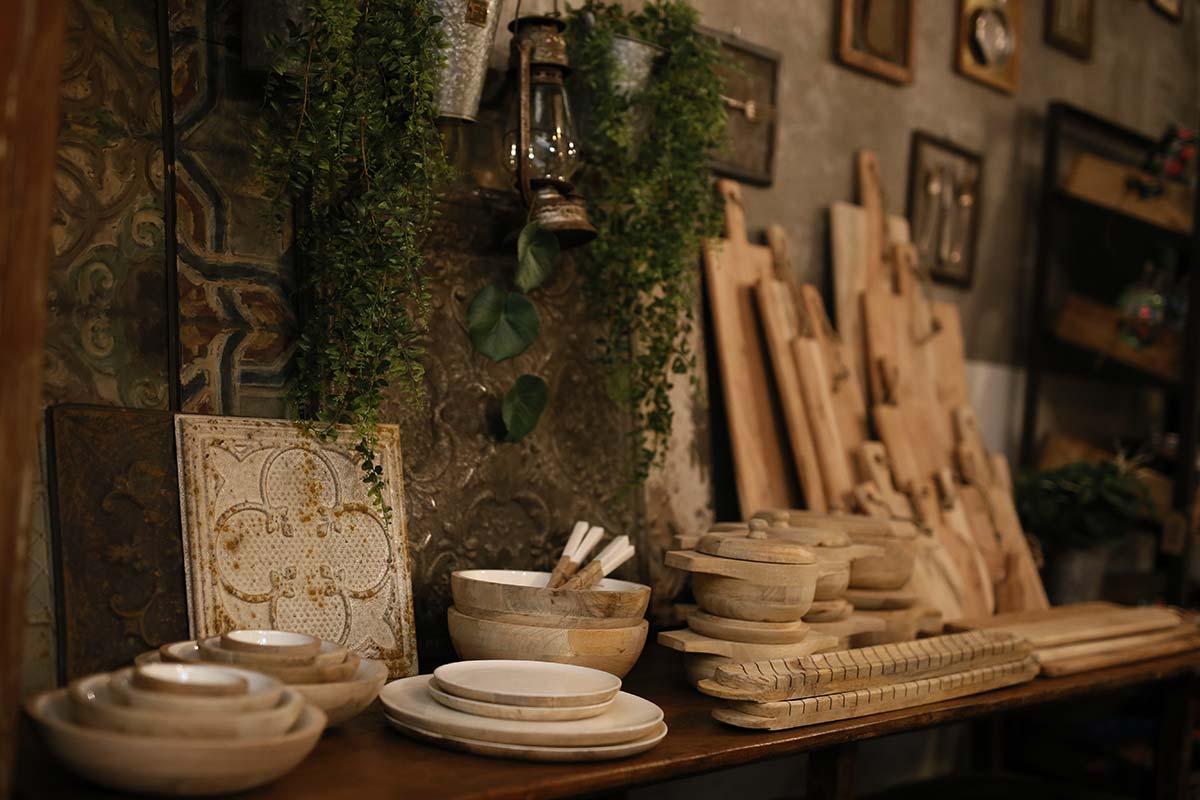 Presentación de la nueva colección de suministros hostelería de Francisco Segarra.