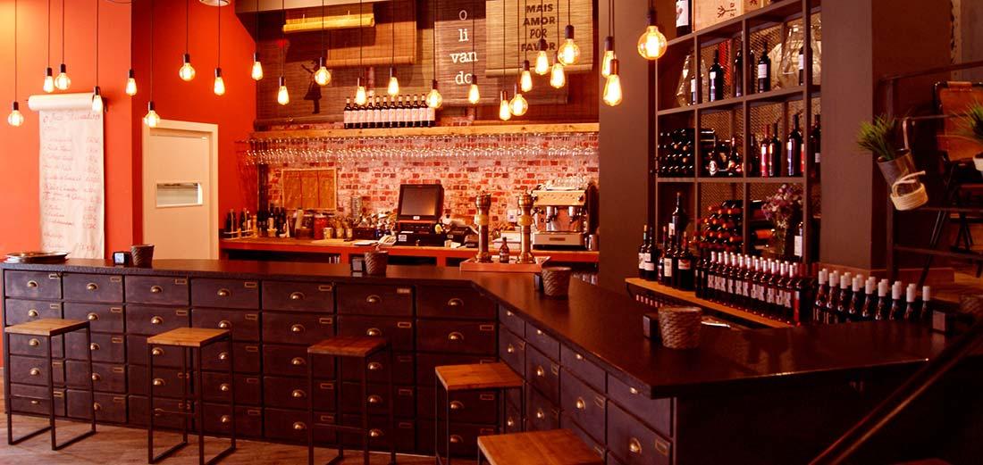 Ideas para decoración de espacios gastronómicos como un gastrobar.