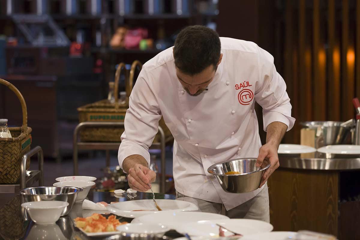 MasterChef Celebrity 2. Espectáculo, competición y cocina; en una final de record.