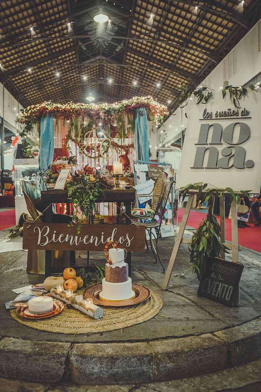 Escenarios exclusivos donde vivir un sueño. La decoración ideal para grandes eventos.