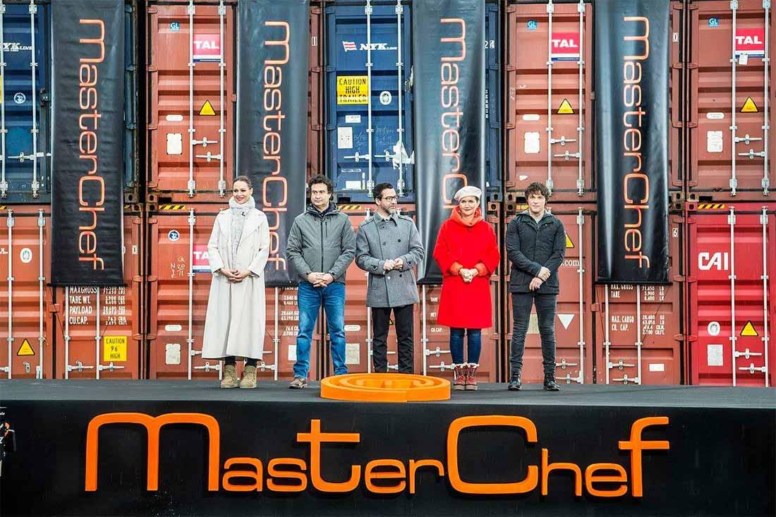 Noticias sobre la colaboración entre Francisco Segarra y MasterChef.