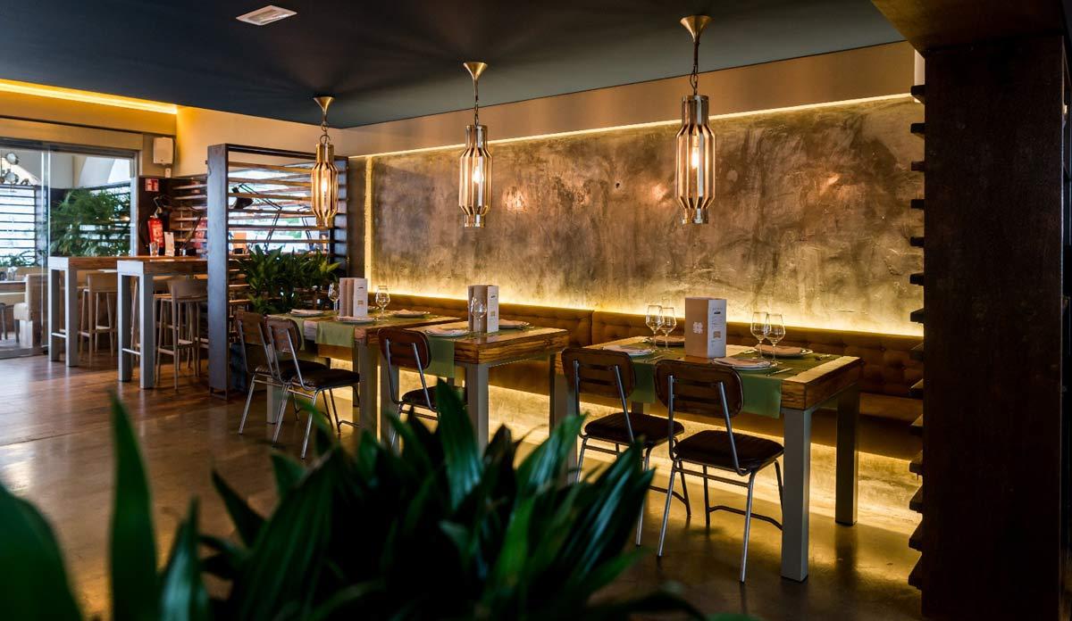 POR UN BESO. Un brillante proyecto para restaurante a la luz de Francisco Segarra.