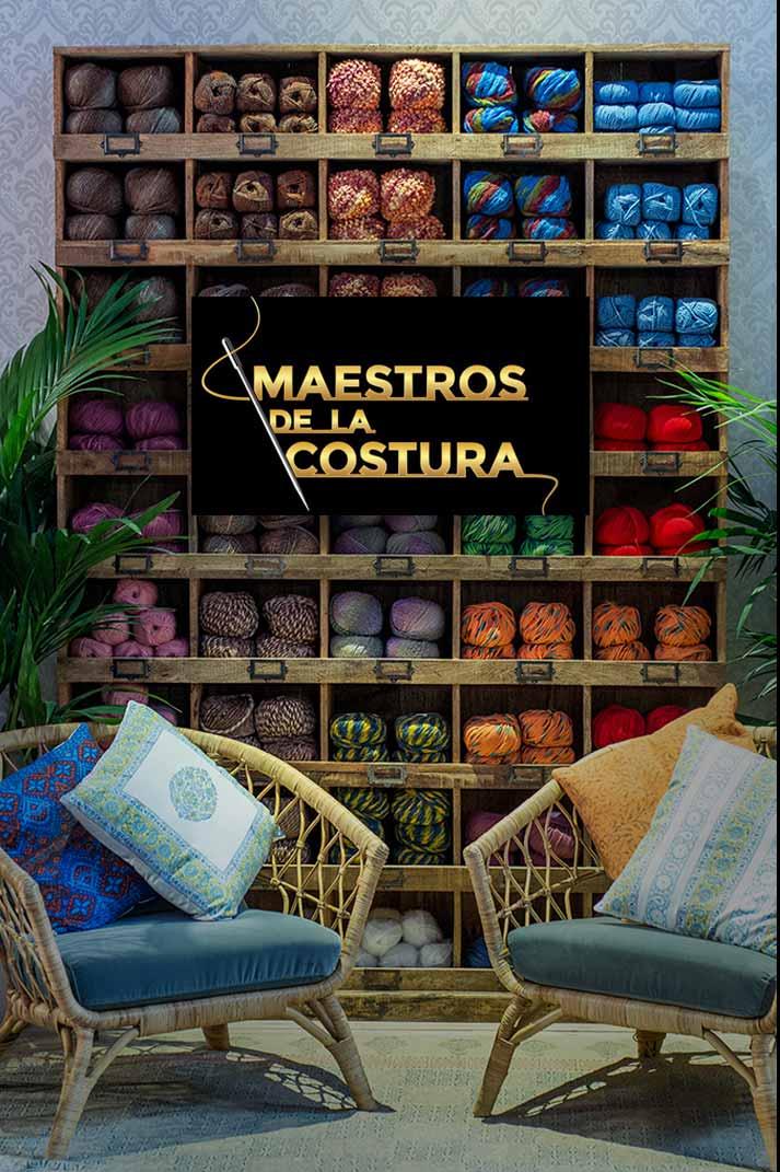 Decorado y muebles de Maestros de la Costura.