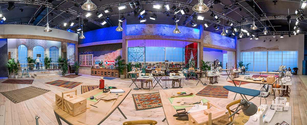 Francisco Segarra cesion muebles taller Maestros de la Costura.