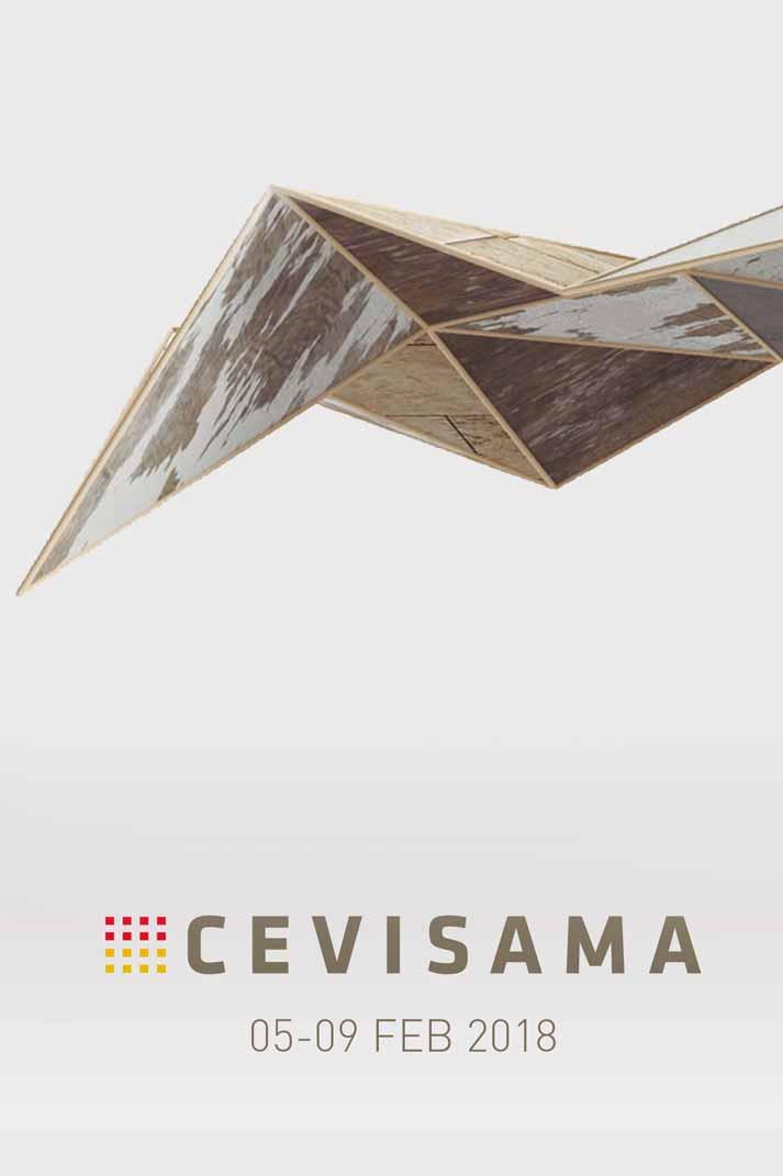 Peronda FS. Los diseños cerámicos más creativos de CEVISAMA.