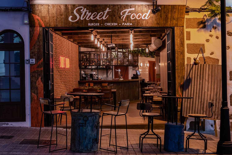Increíbles proyectos para restaurantes de estilo rústico.