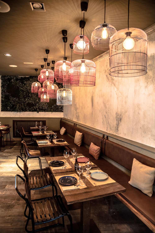 Reformas integrales para restaurantes. El Cortijo.
