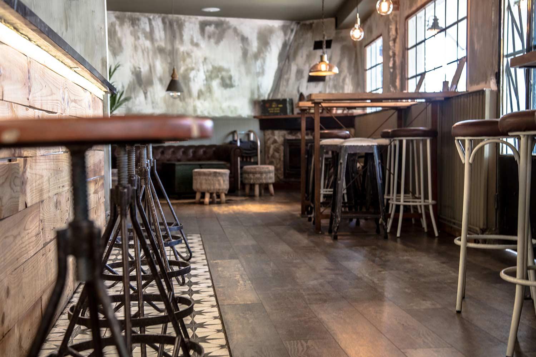 Mobiliario y reformas para restaurantes.