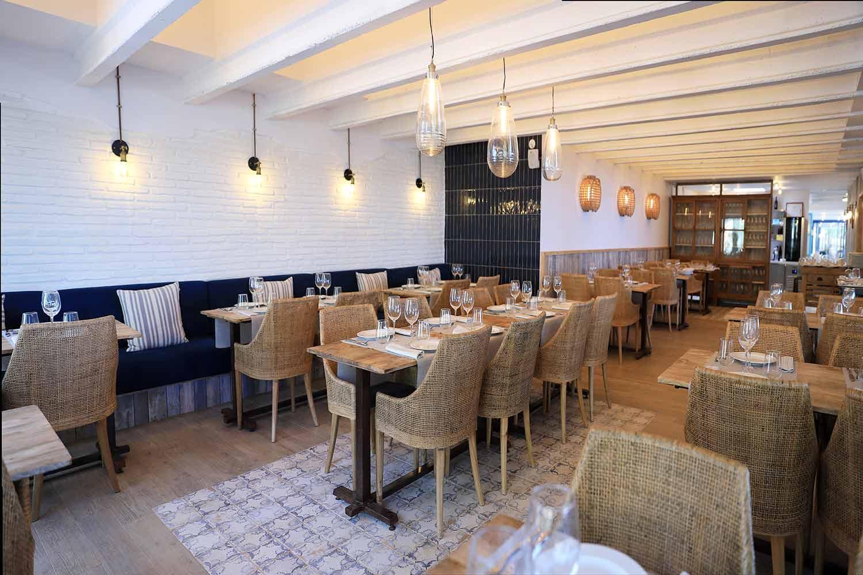 Lo último en restaurantes de estilo mediterráneo.