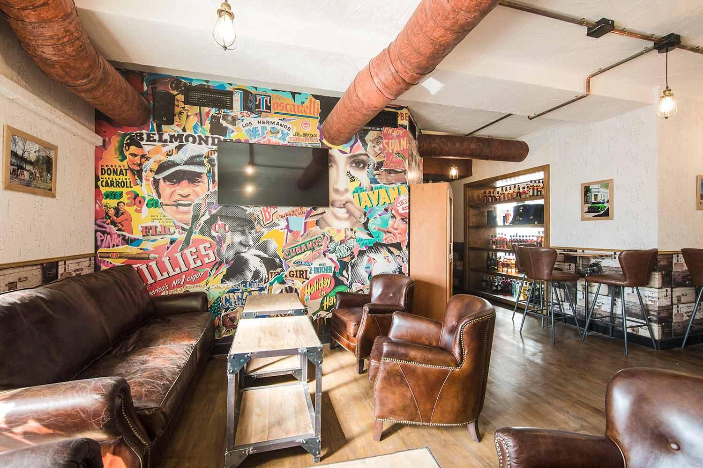 Las mejores ideas de interiorismo para bares de tapas.